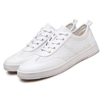 Masculino Breathable Soft Wearable Casual Flat Shoes