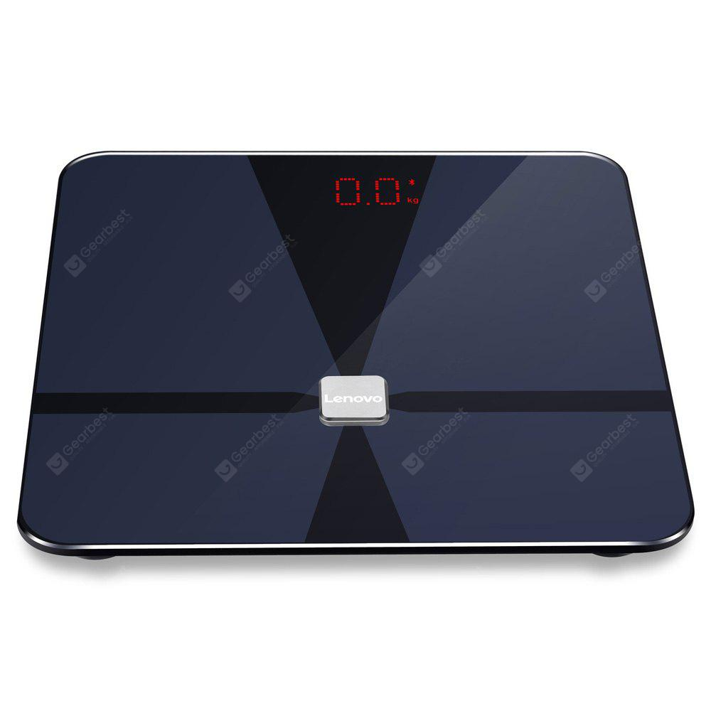 Lenovo HS10 Smart Body Fat Scale - BLACK