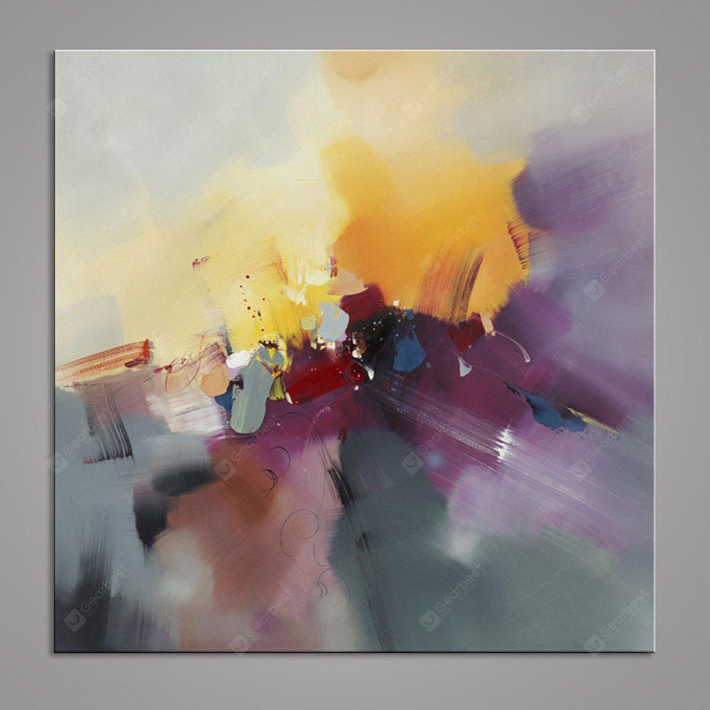 Mintura MT160307 Hand Painted Abstract Canvas Oil Painting