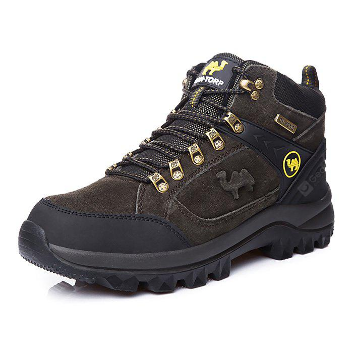 QF CAMEL Male Slip-resistant Hiking Shoes