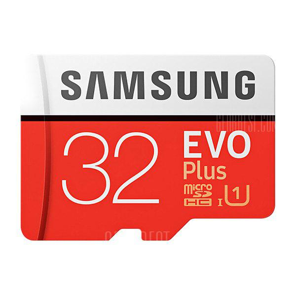 Bons Plans Gearbest Amazon - Samsung Ultra Class10 Micro SDXC UHS 3 Professional 32G