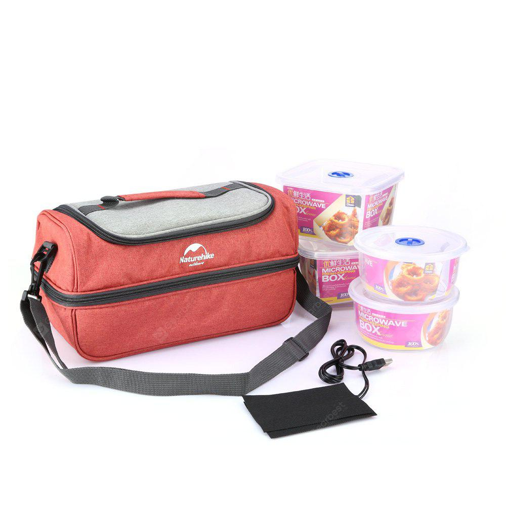 NatureHike Camping Picnic Bag Insulated Lunch Coolbag