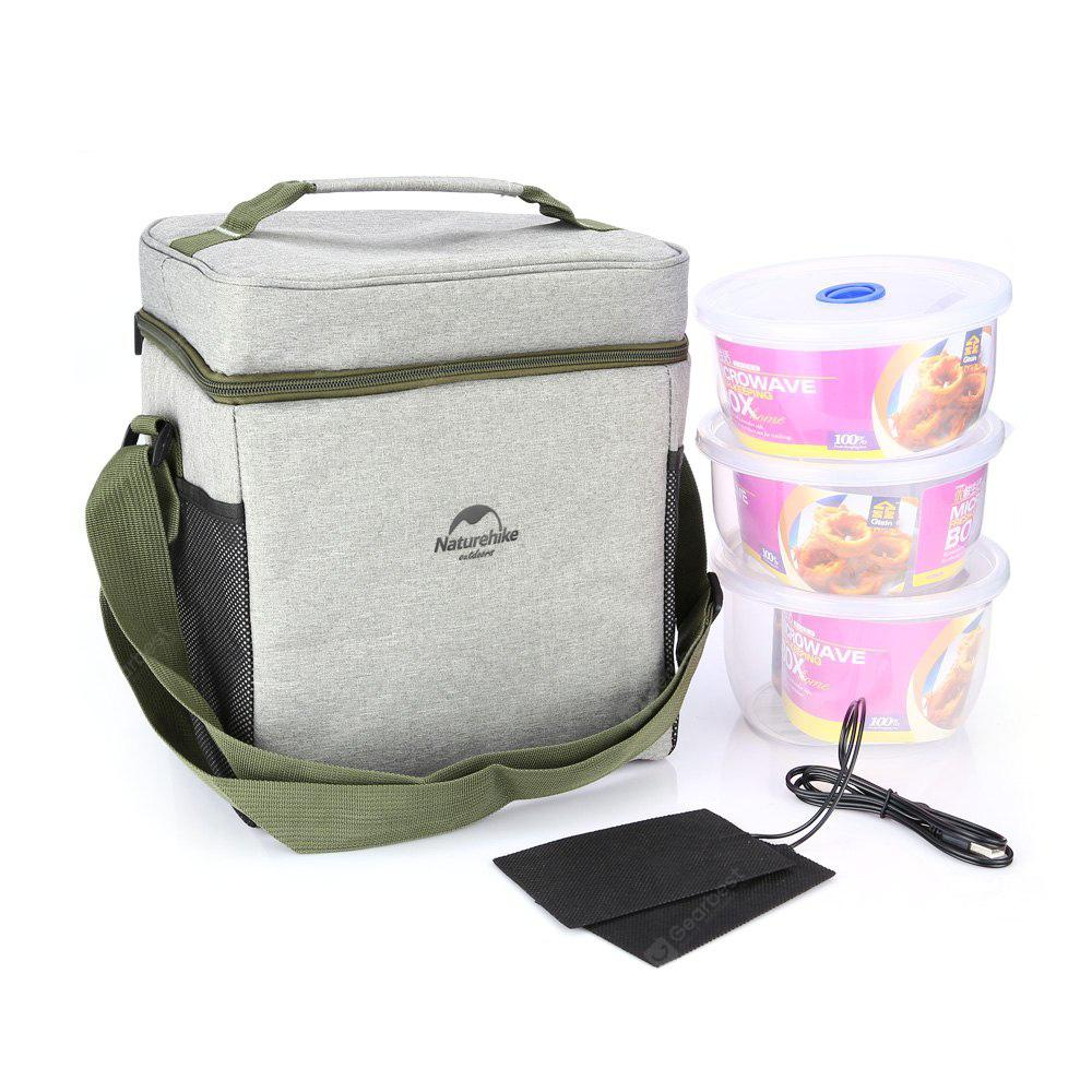 NatureHike Camping Picknick Tasche Thermal Coolbag Lunch Beutel