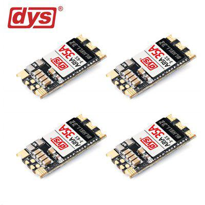 DYS ARIA 35A BLHeli - 32 Brushless ESC 4pcs / set