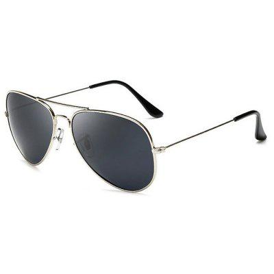 Buy FROST Classic Style Reflective Unisex Sunglasses for $7.40 in GearBest store