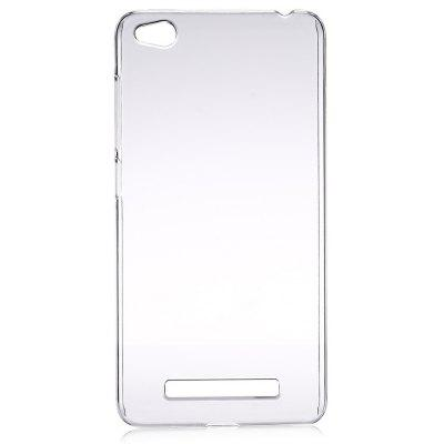 Luanke Transparent PC Hard Phone Case para Xiaomi Redmi 4A