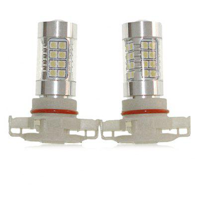 Sencart 2pcs H16 LED AC / DC 9 - Phare avant de voiture 36V