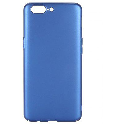Buy BLUE Luanke Metallic Paint PC Hard Phone Case for OnePlus 5 for $4.31 in GearBest store