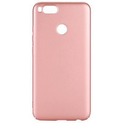 Buy ROSE GOLD Luanke Metallic Paint PC Hard Phone Case for Xiaomi Mi 5X for $4.38 in GearBest store