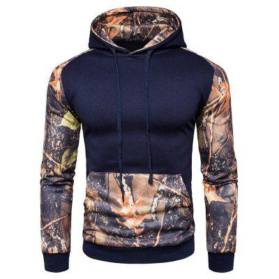 Buy CADETBLUE M Comfortable Long Sleeve Hooded Sweatshirt for $30.49 in GearBest store
