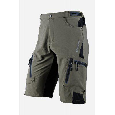Buy ARMY GREEN Men Comfortable Breathable Loose Summer Cycling Shorts for $50.18 in GearBest store