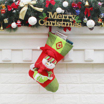 Cute Snowman Decorative Sock for ChristmasChristmas Supplies<br>Cute Snowman Decorative Sock for Christmas<br><br>For: All<br>Package Contents: 1 x Sock<br>Package size (L x W x H): 28.00 x 42.00 x 2.00 cm / 11.02 x 16.54 x 0.79 inches<br>Package weight: 0.1100 kg<br>Product size (L x W x H): 26.50 x 40.50 x 1.00 cm / 10.43 x 15.94 x 0.39 inches<br>Product weight: 0.1050 kg<br>Usage: Christmas