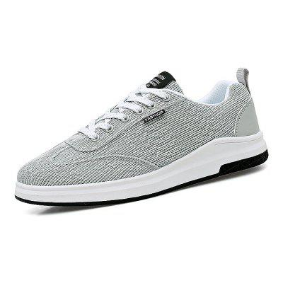 Fashion Casual SKateboarding Shoes for WomenWomens Sneakers<br>Fashion Casual SKateboarding Shoes for Women<br><br>Closure Type: Lace-Up, Lace-Up<br>Contents: 1 x Pair of Shoes, 1 x Pair of Shoes<br>Lining Material: Mesh, Mesh<br>Materials: Mesh, Rubber, Fabric<br>Occasion: Daily, Daily, Casual<br>Outsole Material: Rubber, Rubber<br>Package Size ( L x W x H ): 30.00 x 20.00 x 11.00 cm / 11.81 x 7.87 x 4.33 inches, 30.00 x 20.00 x 11.00 cm / 11.81 x 7.87 x 4.33 inches<br>Package Weights: 0.84kg, 0.84kg<br>Seasons: Autumn,Spring,Summer, Autumn,Spring,Summer<br>Style: Casual, Casual<br>Type: Skateboarding Shoes<br>Upper Material: Cotton Fabric, Cotton Fabric