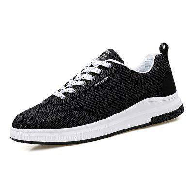 Fashion Casual SKateboarding Shoes for WomenWomens Sneakers<br>Fashion Casual SKateboarding Shoes for Women<br><br>Closure Type: Lace-Up<br>Contents: 1 x Pair of Shoes<br>Lining Material: Mesh<br>Materials: Rubber, Mesh, Fabric<br>Occasion: Casual, Daily<br>Outsole Material: Rubber<br>Package Size ( L x W x H ): 30.00 x 20.00 x 11.00 cm / 11.81 x 7.87 x 4.33 inches<br>Package Weights: 0.84kg<br>Seasons: Autumn,Spring,Summer<br>Style: Casual<br>Type: Skateboarding Shoes<br>Upper Material: Cotton Fabric