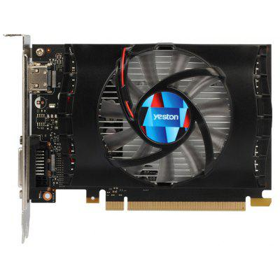 Yeston NVIDIA GT1030 2G GDDR5 64bit Gaming Graphics Card