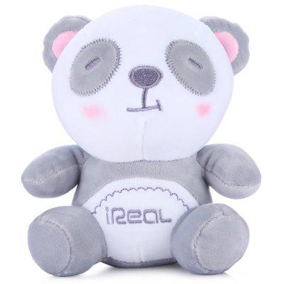 21cm Tall Cute Cartoon Panda Short Plush Toy