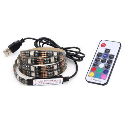 Brelong 2M 8W 8000Lm 5050 SMD USB LED Strip Light