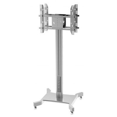 KOFORD AVE 200B Mobile Dual Monitor Mount Stand