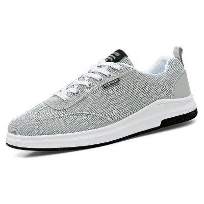 Fashion Casual SKateboarding Shoes for WomenWomens Sneakers<br>Fashion Casual SKateboarding Shoes for Women<br><br>Closure Type: Lace-Up<br>Contents: 1 x Pair of Shoes, 1 x Pair of Shoes<br>Lining Material: Mesh<br>Materials: Fabric, Rubber, Mesh<br>Occasion: Casual, Daily<br>Outsole Material: Rubber<br>Package Size ( L x W x H ): 30.00 x 20.00 x 11.00 cm / 11.81 x 7.87 x 4.33 inches<br>Package Weights: 0.84kg<br>Seasons: Autumn,Spring,Summer<br>Style: Casual<br>Type: Skateboarding Shoes<br>Upper Material: Cotton Fabric