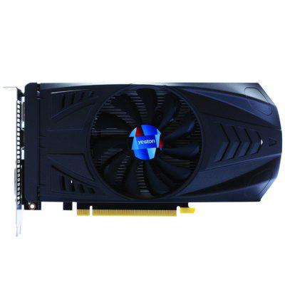 Yeston NVIDIA GTX 1050 2GB GDDR5 Placa gráfica