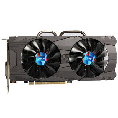 Yeston NVIDIA Geforce GTX 1060 3G, Gaming-Grafikkarte