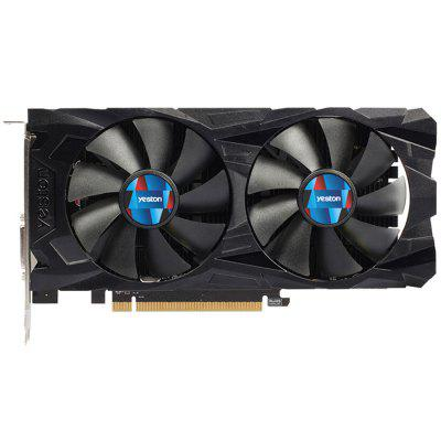 Yeston AMD RX560D 4G, Gaming-Grafikkarte