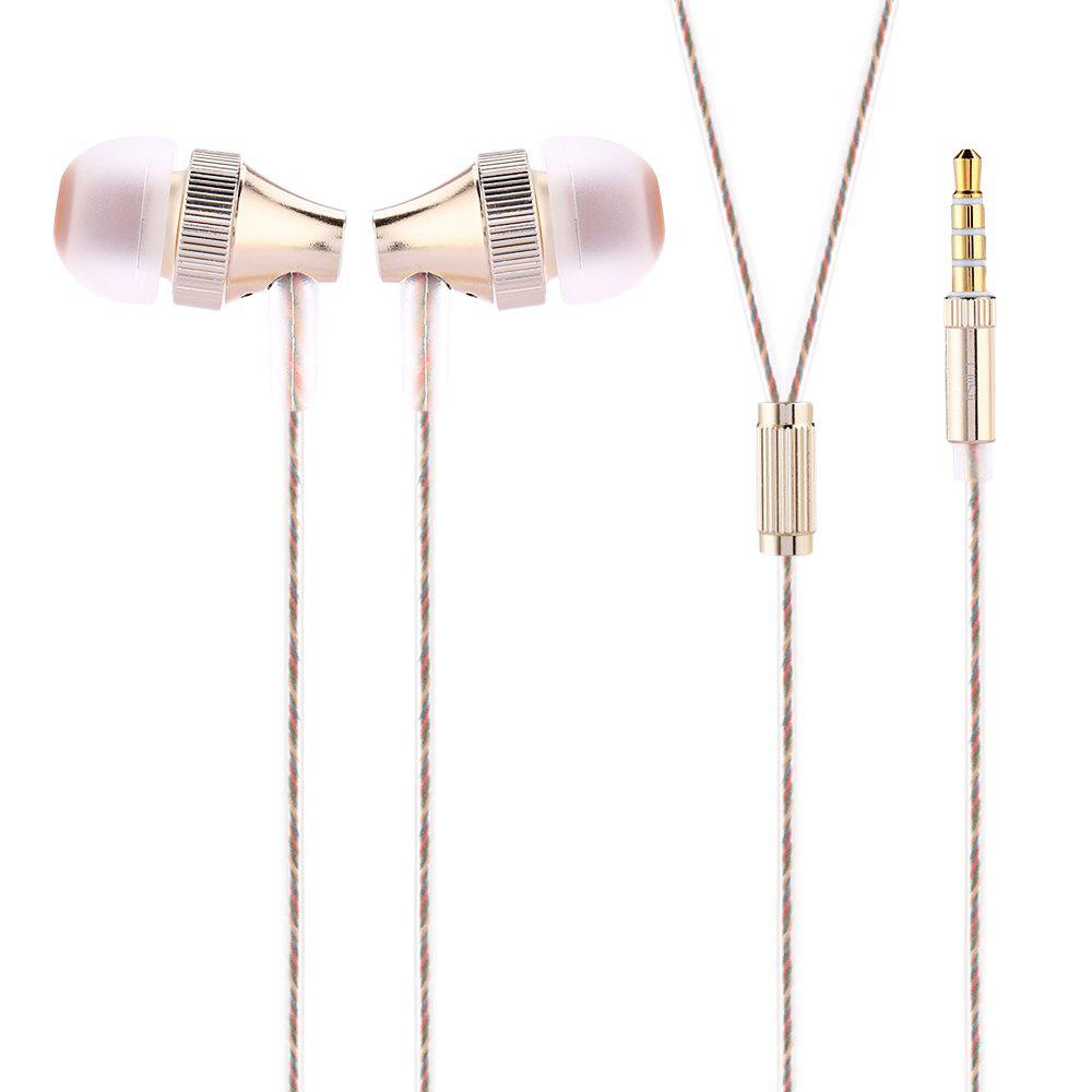 UIISII HM - 6 In-ear Wired Stereo Bass Earphones