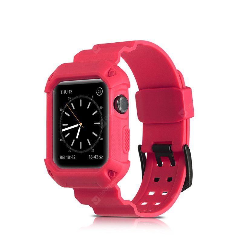 Solid Color Modernes Uhrenarmband für Apple Watch
