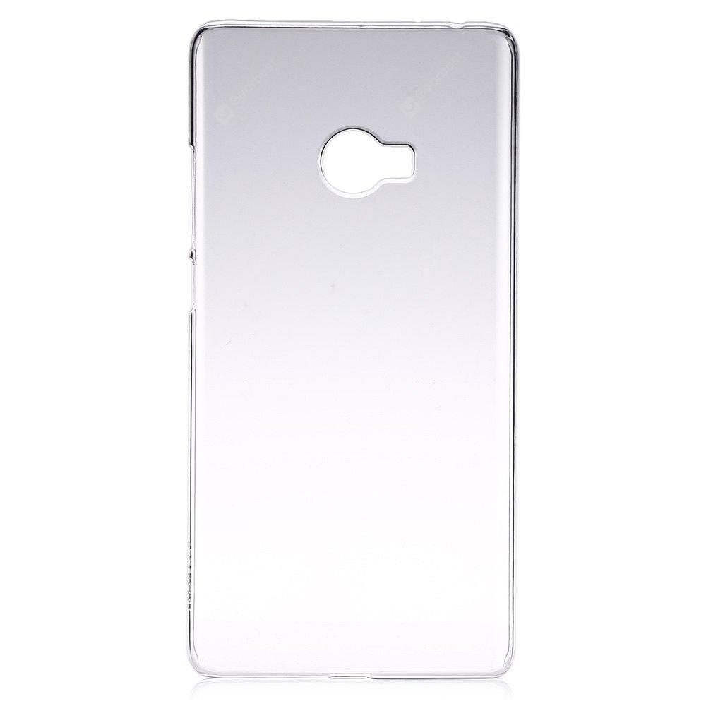 Luanke Transparent PC Hard Phone Case para Xiaomi Mi Note 2