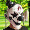 YEDUO Halloween Prop Funny Clown Mask - COLORMIX