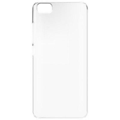 Luanke Transparent PC Hard Phone Case para Xiaomi Mi 5