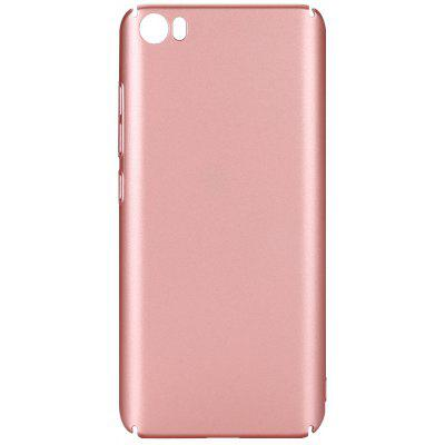 Buy ROSE GOLD Luanke Metallic Paint PC Hard Phone Case for Xiaomi Mi 5 for $4.32 in GearBest store