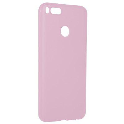 Luanke Matte TPU Ultra-thin Phone Case for Xiaomi Mi 5XCases &amp; Leather<br>Luanke Matte TPU Ultra-thin Phone Case for Xiaomi Mi 5X<br><br>Brand: Luanke<br>Compatible Model: Mi 5X<br>Features: Anti-knock, Back Cover<br>Mainly Compatible with: Xiaomi<br>Material: TPU<br>Package Contents: 1 x Phone Case<br>Package size (L x W x H): 21.00 x 13.00 x 1.80 cm / 8.27 x 5.12 x 0.71 inches<br>Package weight: 0.0200 kg<br>Product Size(L x W x H): 15.70 x 7.80 x 0.80 cm / 6.18 x 3.07 x 0.31 inches<br>Product weight: 0.0160 kg<br>Style: Cool, Solid Color, Modern