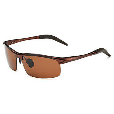 Buy COFFEE CTSmart 8177 Outdoor Fishing Unisex Sunglasses for $16.33 in GearBest store