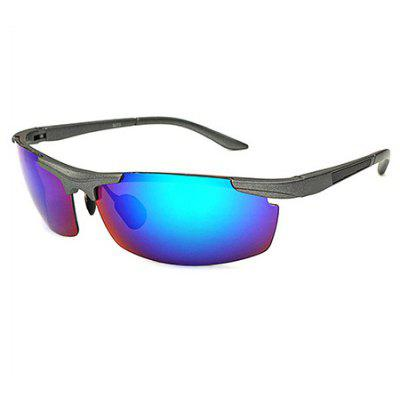 Buy BRIGHT BLUE CTSmart 9273 Multifunctional Climbing Unisex Sunglasses for $6.33 in GearBest store