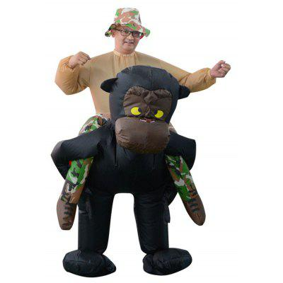 Inflatable Costumes Outfit Fancy Dress for Party Holiday