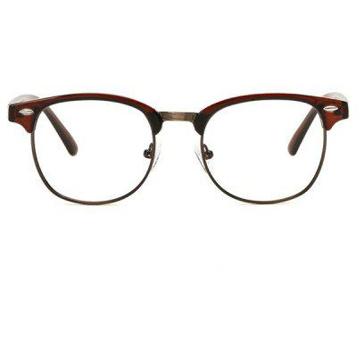 SENLAN 5022 Stylish Flat PC Lens Glasses