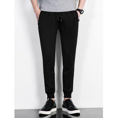 Stylish Comfortable Slim Fit Long PantsMens Pants<br>Stylish Comfortable Slim Fit Long Pants<br><br>Material: Polyester<br>Package Contents: 1 x Pants<br>Package size: 30.00 x 35.00 x 2.00 cm / 11.81 x 13.78 x 0.79 inches<br>Package weight: 0.4200 kg<br>Product weight: 0.4000 kg
