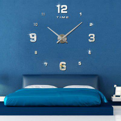 M.Sparkling 3M005 3D Europe Style Acrylic Wall Clock