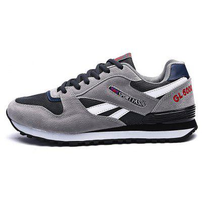 Breathable Mesh Cushioning Sneakers for Men