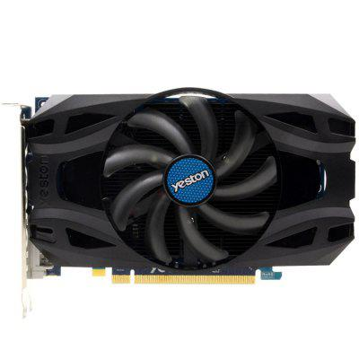 Yeston Radeon R7 350 4GB GDDR5 Scheda Grafica