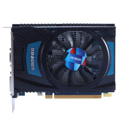 Yeston AMD Radeon R7 240 4GB GDDR5 Placa Gráfica