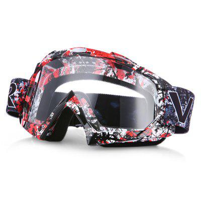 MOTOWOLF P932 Outdoor Anti-fog Safety Ski Goggles Screen Filter