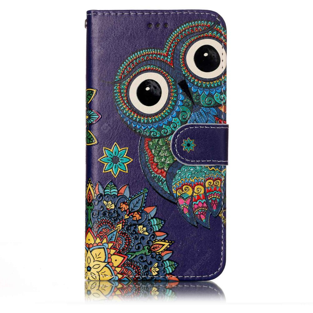 PU Leather Protective Cover for Samsung Galaxy S7 Edge