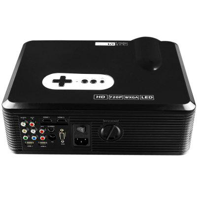 Фото Excelvan CL720D LED Projector with Digital TV Slot. Купить в РФ