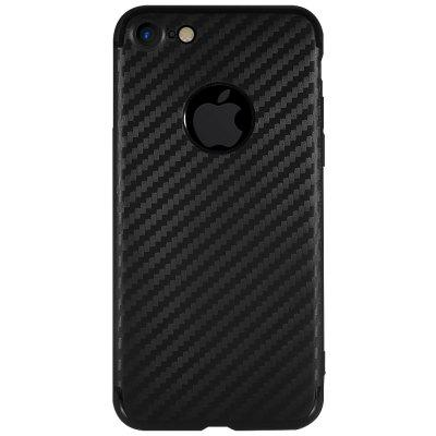 Carbon Fiber Soft Case Protector for iPhone 7