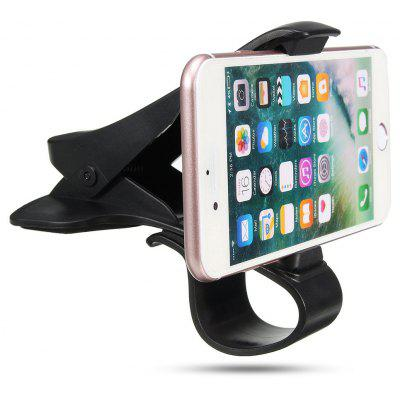 Car Wheel Orthophoria Phone Navigation Stand Holder