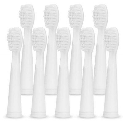 9PCS Electric Toothbrush Replacement Head