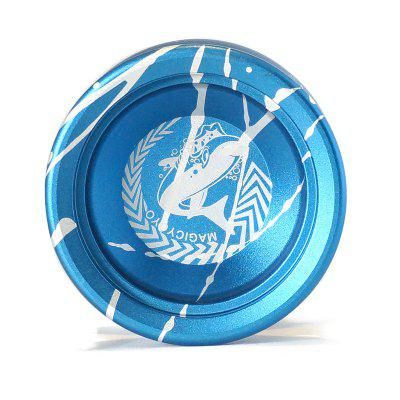 N12 Alloy Magic YoyoYoyo &amp; Gyro Toys<br>N12 Alloy Magic Yoyo<br><br>Age: Above 8 Years<br>Material: Alloy<br>Package Contents: 1 x Magic Yoyo, 1 x String<br>Package size (L x W x H): 9.00 x 6.00 x 4.50 cm / 3.54 x 2.36 x 1.77 inches<br>Package weight: 0.0950 kg<br>Product size (L x W x H): 5.50 x 5.50 x 4.40 cm / 2.17 x 2.17 x 1.73 inches<br>Product weight: 0.0670 kg