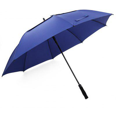 RAINSCAPE Large Golf Umbrella  Water-repellent Double Canopy Windproof Sturdy Stick